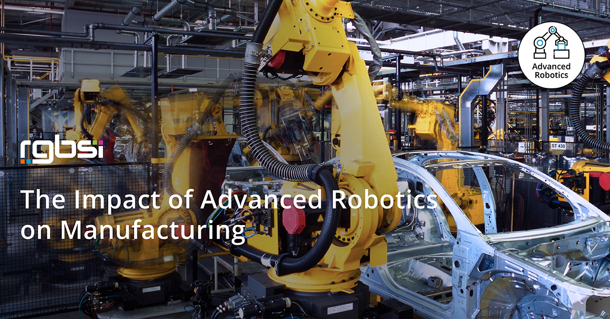 Advanced Robotics Manufacturing