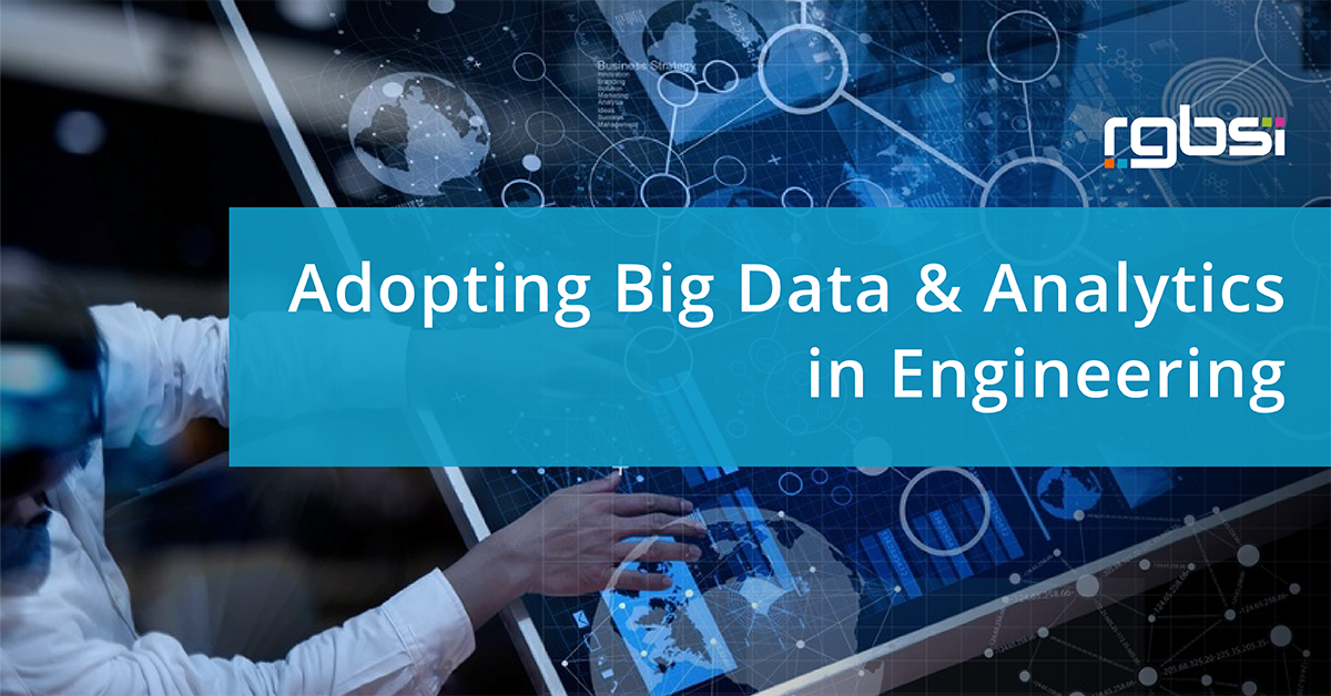 Big Data & Analytics in Engineering