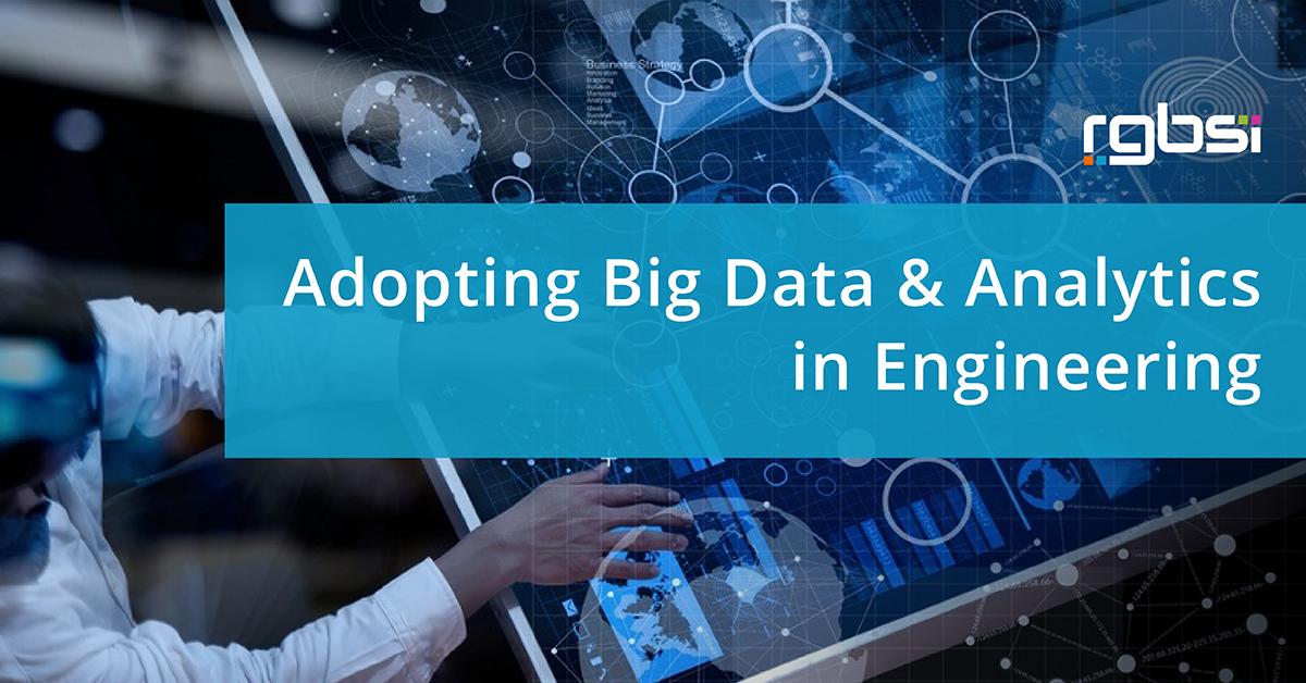 Big Data & Analytics in Engineering
