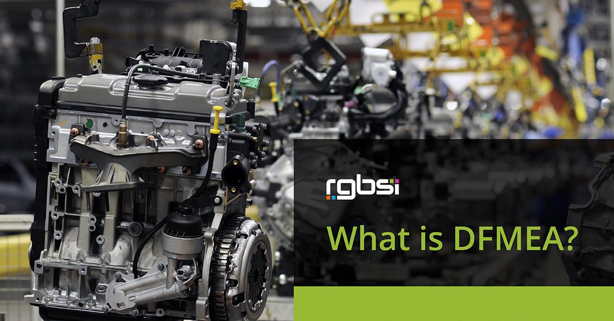 What is DFMEA? | RGBSI