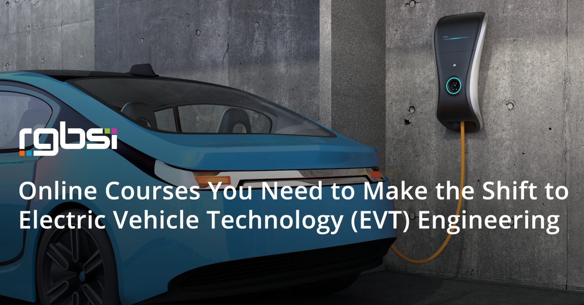 Online Courses for EVT Engineering