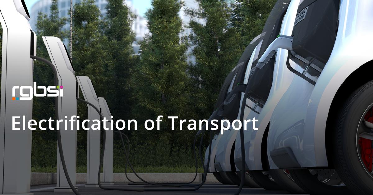 Electrification of Transport