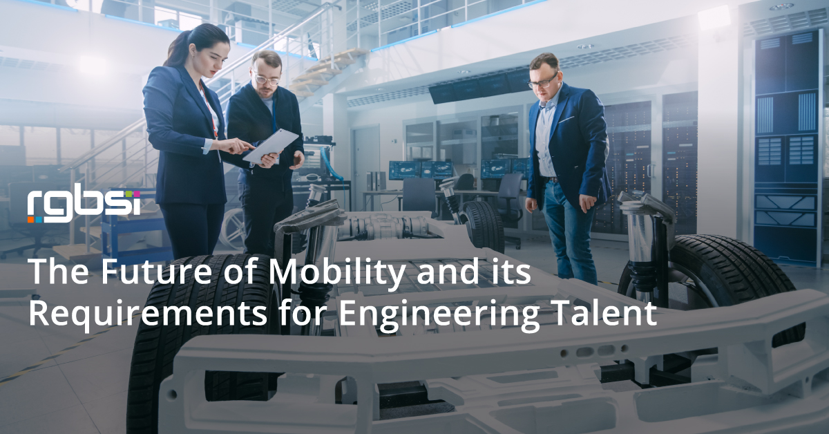 Future of Mobility Engineering Talent