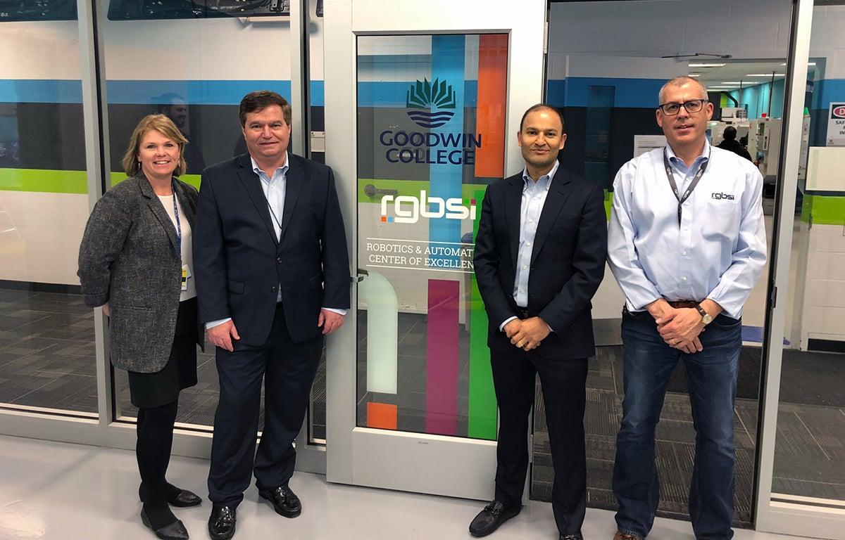 Goodwin College and RGBSI Robotics Lab - 1200x768