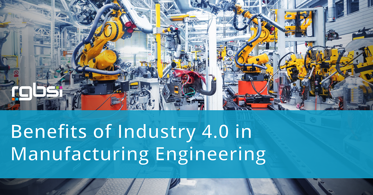 Industry 4.0 Manufacturing Engineering