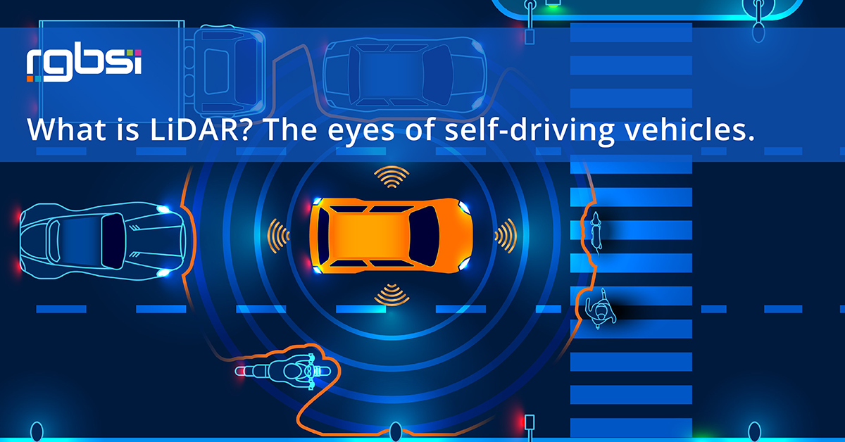 What is LiDAR? The eyes of self-driving vehicles.