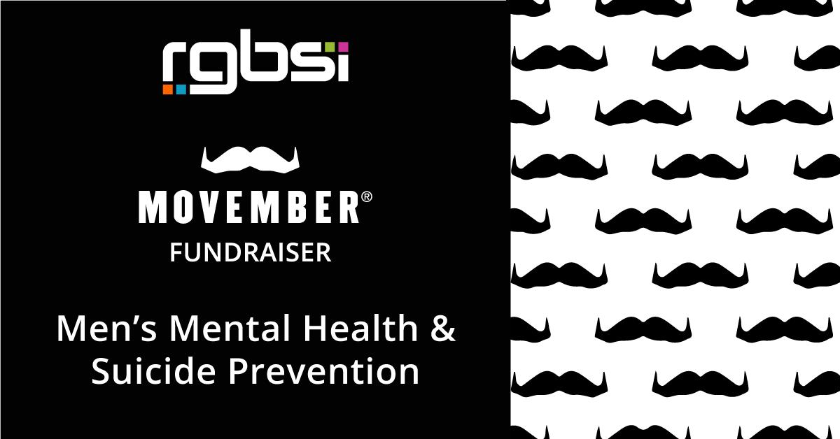 RGBSI Movember Fundraiser 2020