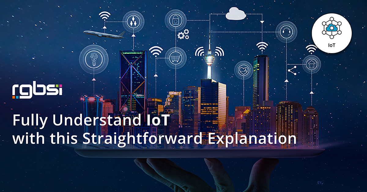 Fully Understand IoT