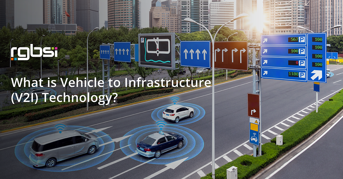 Vehicle to Infrastructure V2I Technology