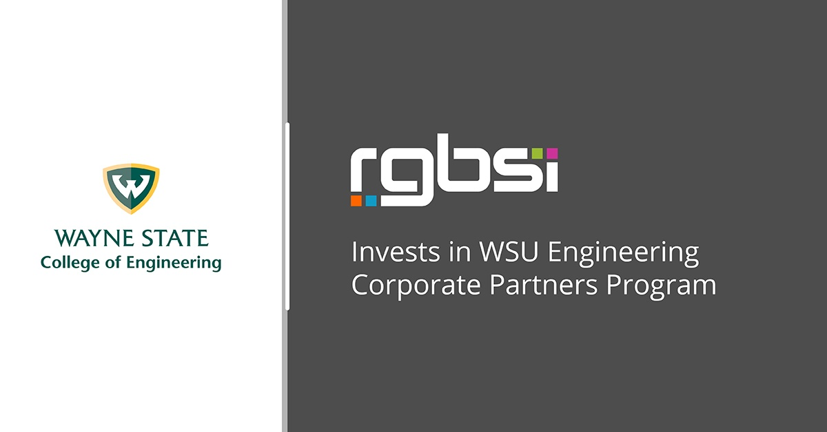 RGBSI invests in WSU Engineering