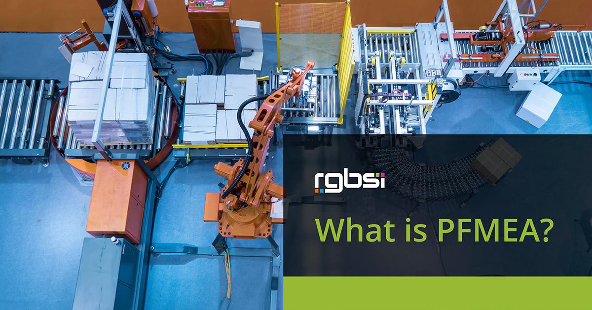 What is PFMEA? | RGBSI