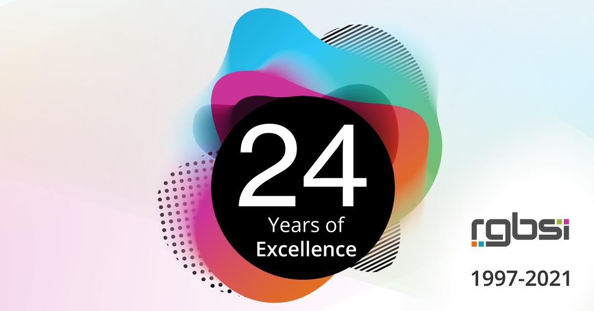 RGBSI Celebrates its 24th Anniversary